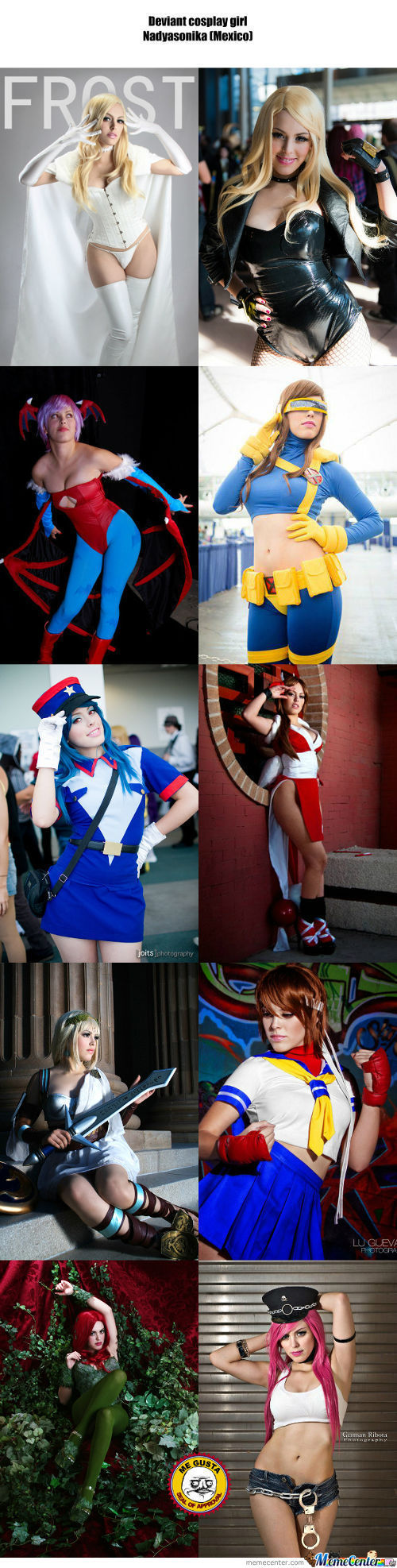 Cosplay Girl 67 : Nadyasonika (Mexico)