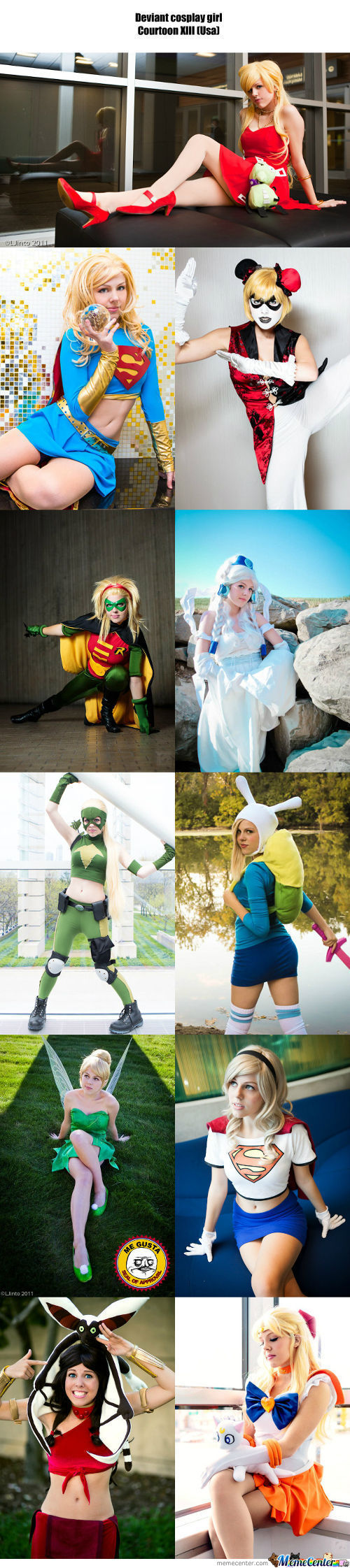 Cosplay Girl 68 : Courtoon Xlll (Usa)