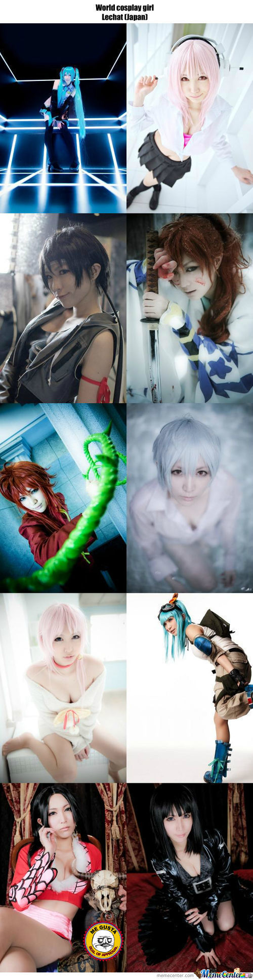 Cosplay Girl 93 : Lechat (Japan)