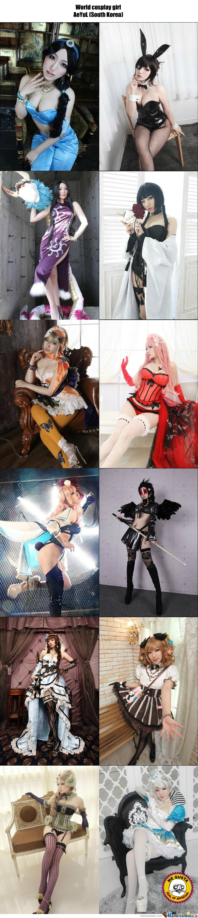 Cosplay Girl 95 : Aeyul (South Korea)