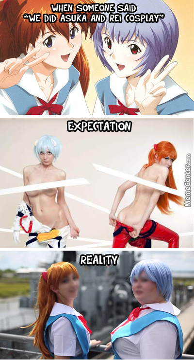 Cosplay Issue