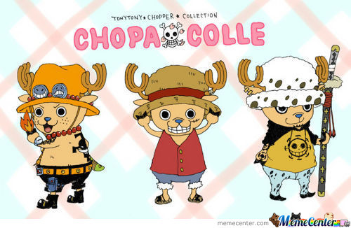 Cosplay Lv Chopper