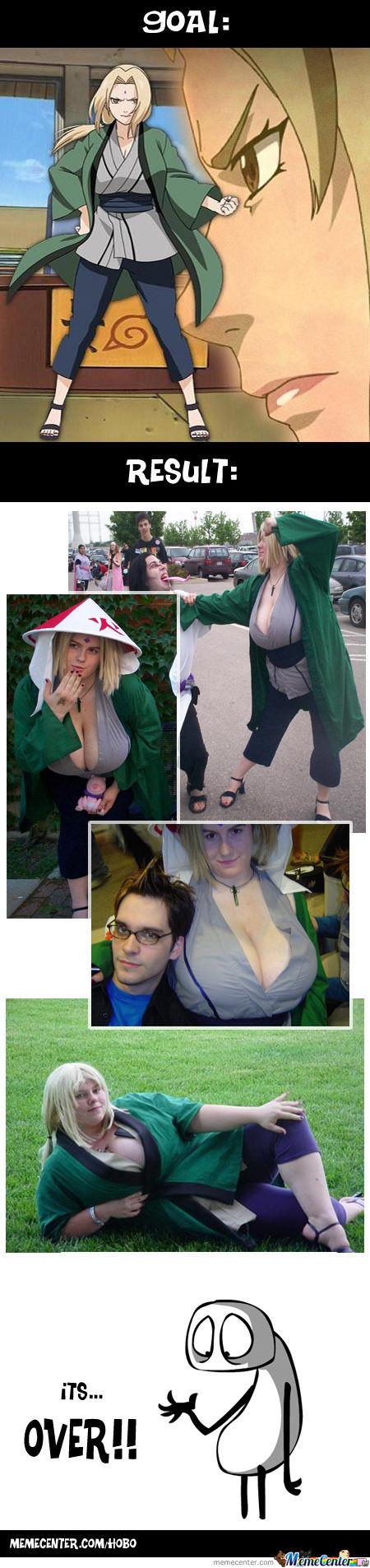 Cosplay Lvl: Please Not This One!