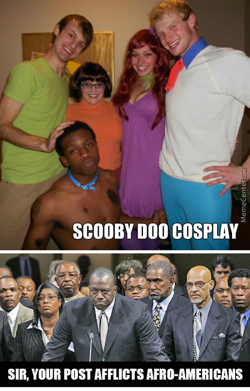 Cosplay ... You're Not Doing It So Well ...