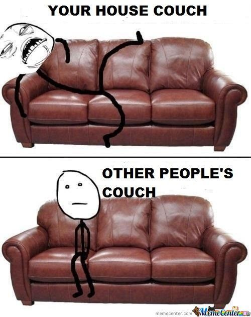 Couch Position