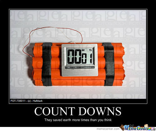 Count Down Timers