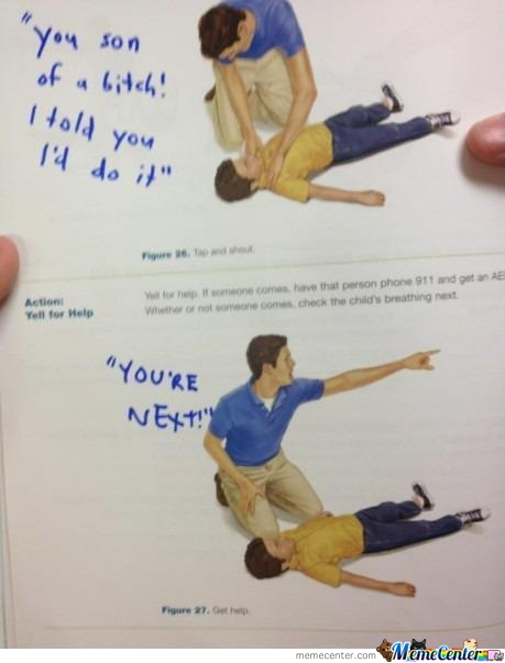 Cpr Instruction