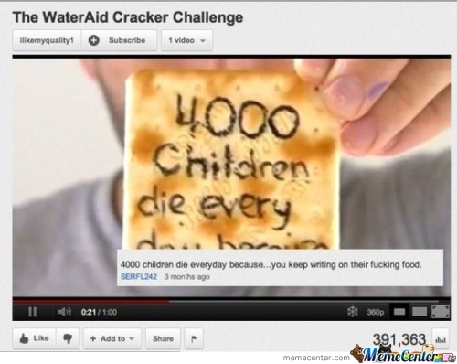 Cracker Challenge Xd