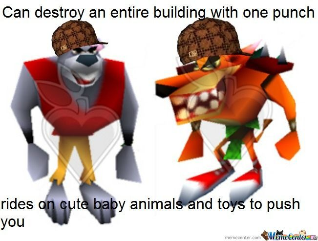 Crash Bandicoot Fans Will Understand