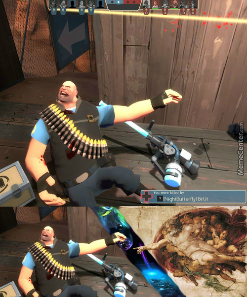 Creation Of Tf2