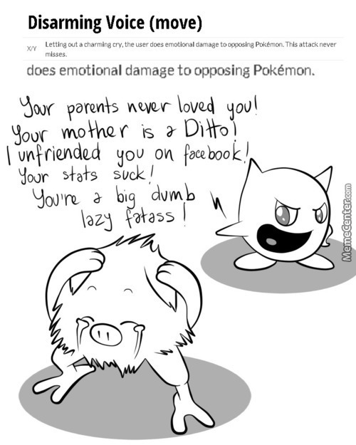 Cruelty In A Pokemon World
