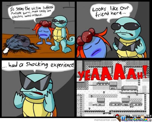 Csi Pokemon