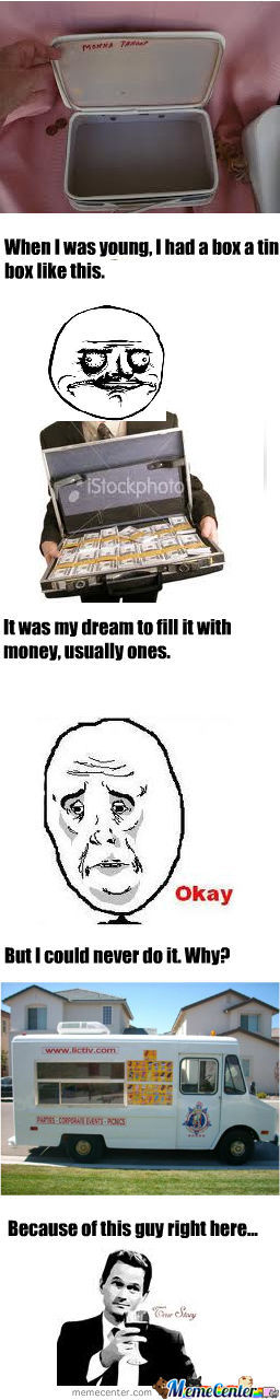Curse You Ice-Cream Man