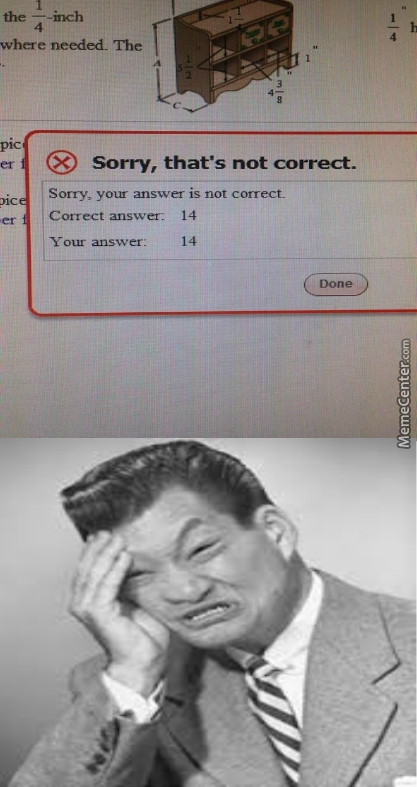 Curse You Mymathlab!