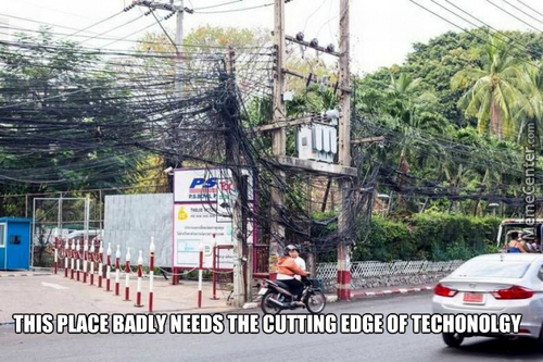 Cut The Wires