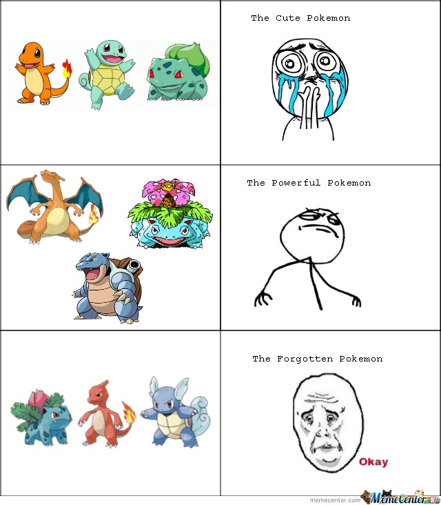 Cute Pokemon & Powerful Pokemon