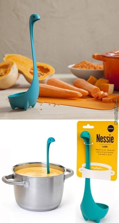 Cutest Scoop For Your Soup