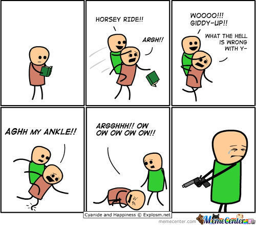 :დ Cyanide And Happiness