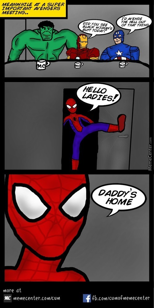 Daddy's Home!