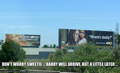 Daddy Reads Billboards