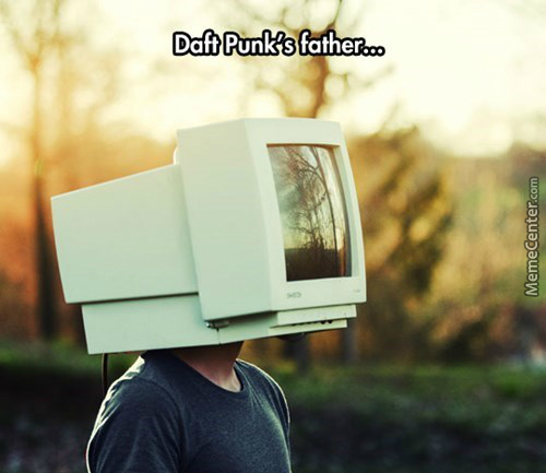 Daft Punk's Father