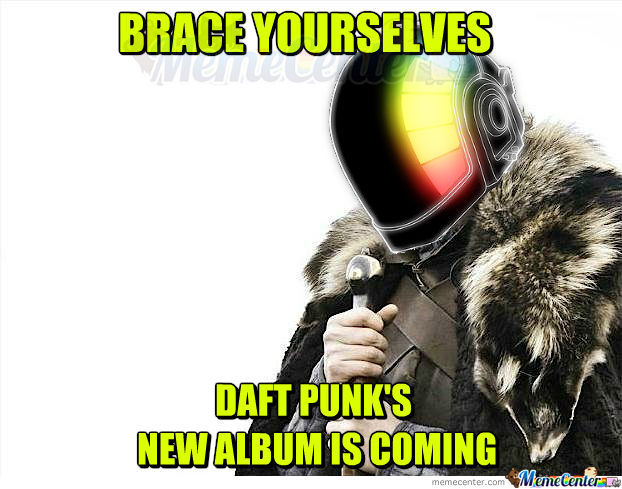 Daft Punk New Album Release