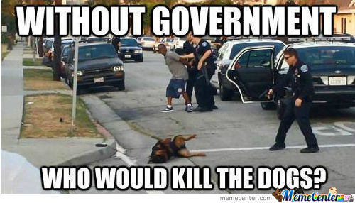 Dammit Guys, We Need Somebody To Shoot And Kill Us And Our Pets!