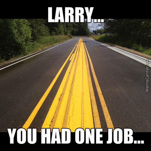 Dammit Larry