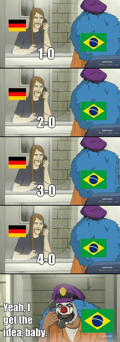 Damn, Germany...