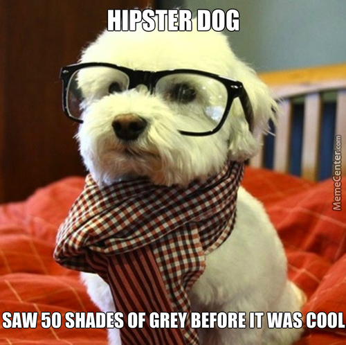 Damn Hipsters And Their Damn Colors