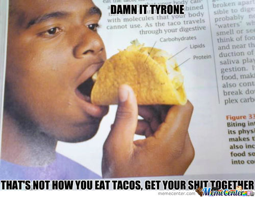 Damn It Tyrone