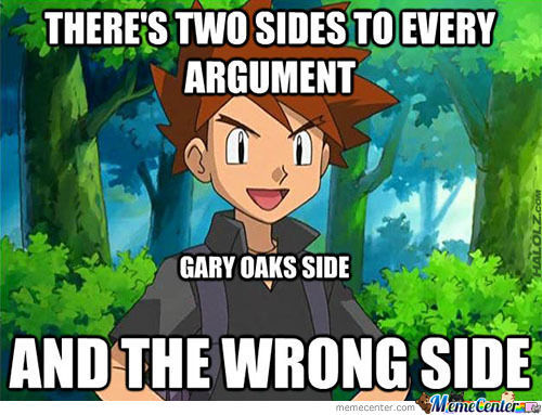 Damn Right! It's Gary Mothafucking Oak!