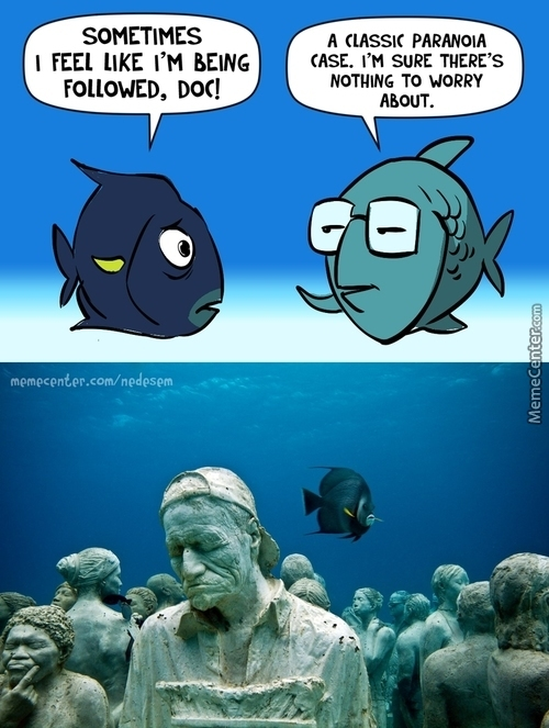 Damn You, Underwater Art!