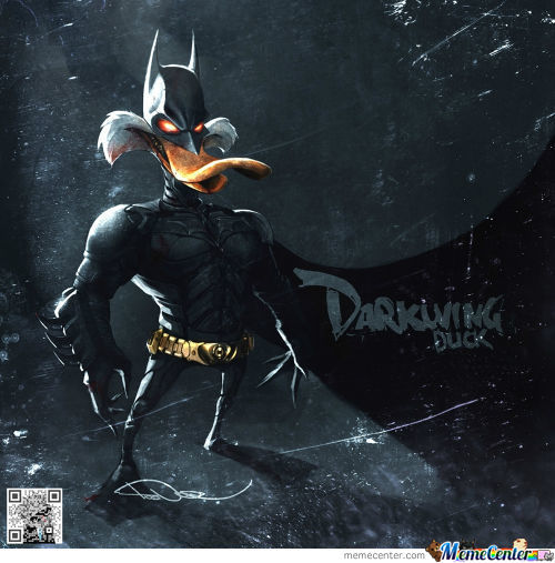 Darkwing. . .duck