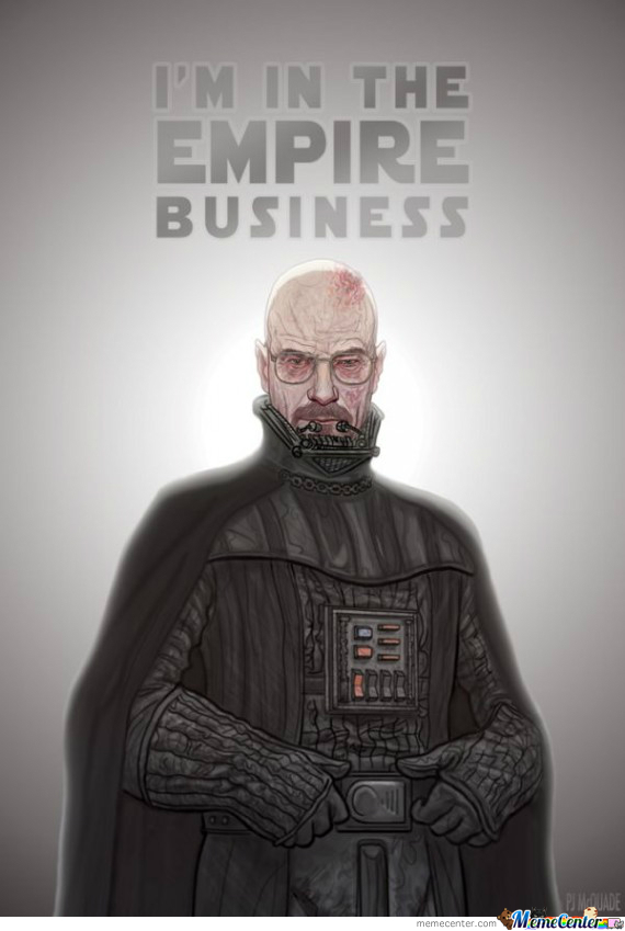 Darth Heisenberg