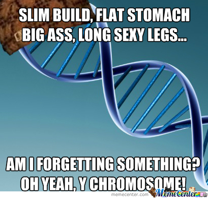 Dat Chromosome!!