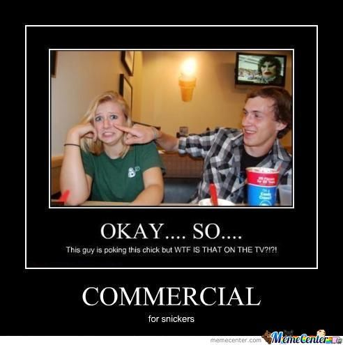 Dat Commercial...