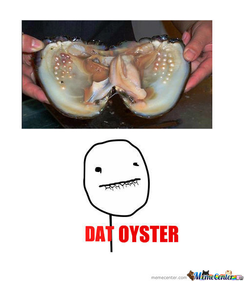 Dat Oyster