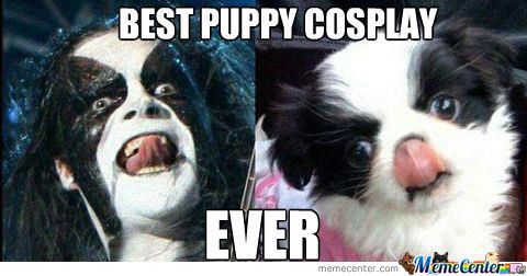Puppy Cosplay