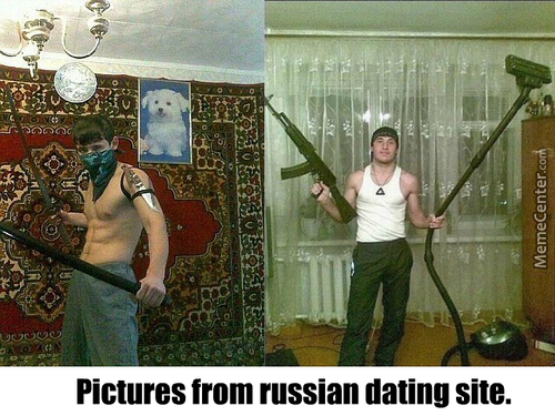 Dating In Russia