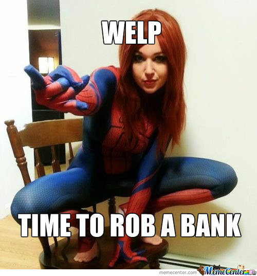Daughter Of Spiderman