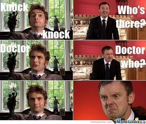 David Tennant Is The Best
