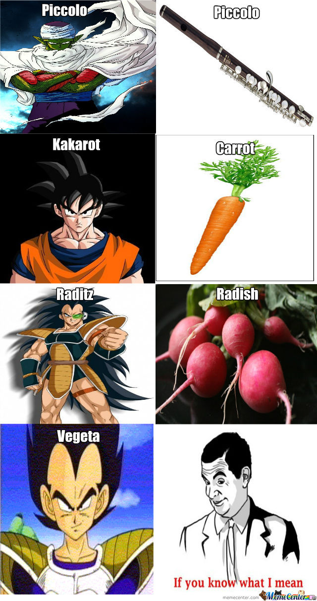 Dbz If You Know What I Mean