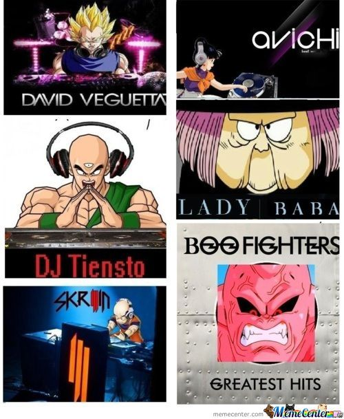 Dbz Is All I Gotta Say