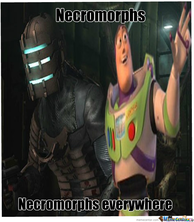 Dead Space Players Will Know