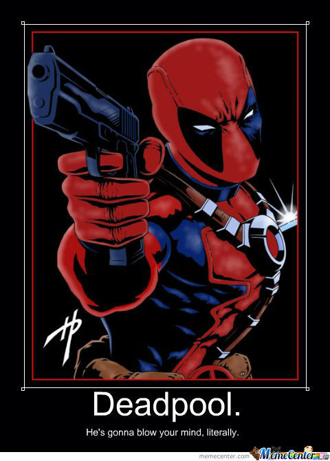 Deadpool's Awesome