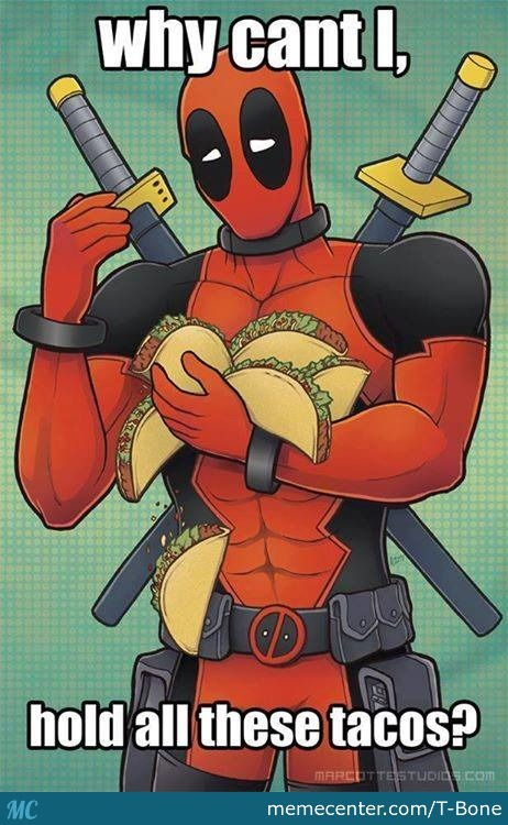 Deadpool The Great