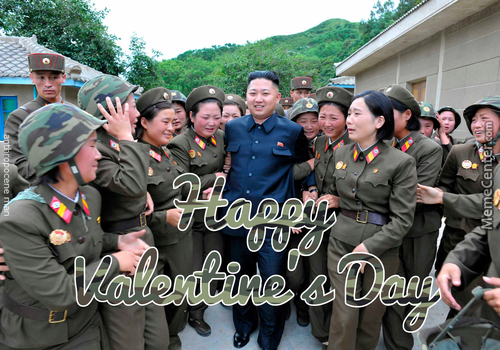 Dear Leader Is Loving You
