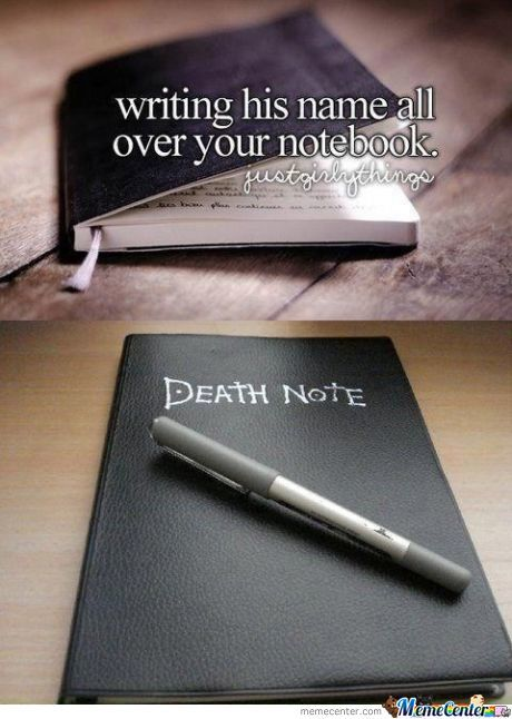 Death Note Pls.