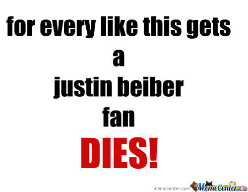 Death To Jb Fans